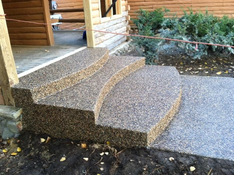 Countryside Concrete Inc Exposed Aggregate