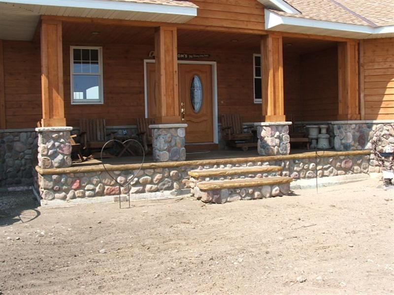Countryside Concrete Inc Front Stoops